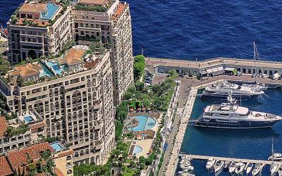 Le Seaside Plaza Fontvieille