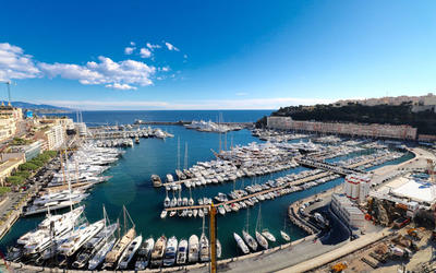 Exceptional penthouse - Harbour of Monaco