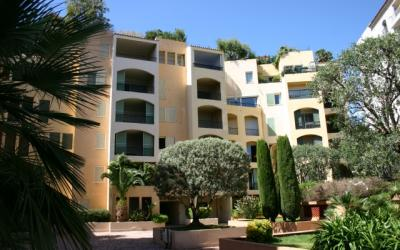 Pied à terre in Fontvieille district