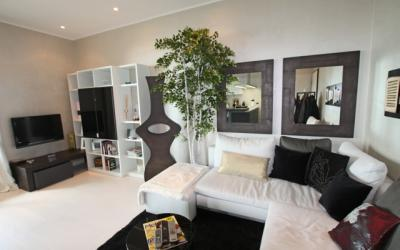 Furnished and renovated apartment