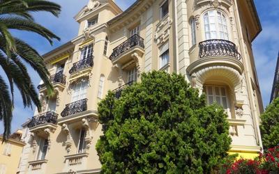 Villa Léonie - Rue de Révérend Père Frolla