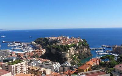 Monaco Ville - Comte Felix Gastaldi