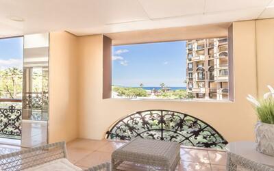 Seaside Plaza appartement 3 pièces