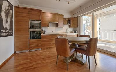 3 pièces résidence moderne Condamine