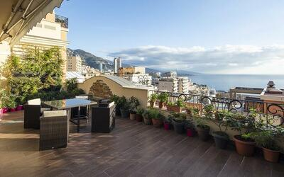 Villa de maître à Monaco