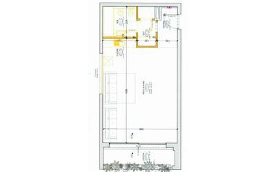 Studio de 50 m2 en usage mixte