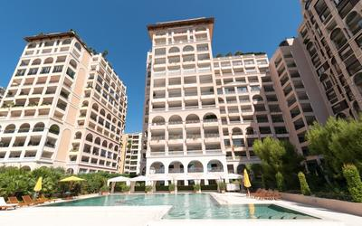 Desirable 2 Bedroom Apartment in Fontvieille