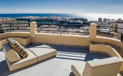 Duplex con vista panoramica