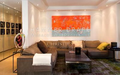 Generous 'loft style' family apartment
