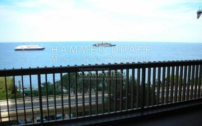 Enviable location and sea view