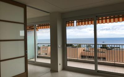 2-room apartment - Panoramic sea view