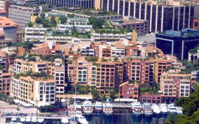 Fontvieille - Monaco