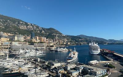 Beautiful 2-room apartment - Port of Monaco