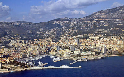Monte Carlo - In beautiful bourgeois building