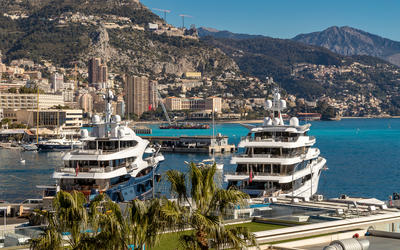 Appartement rénové - face au Port de Monaco