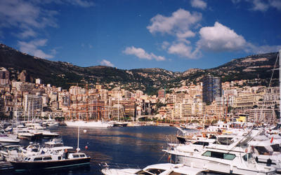 Spacious studio - Port of Monaco