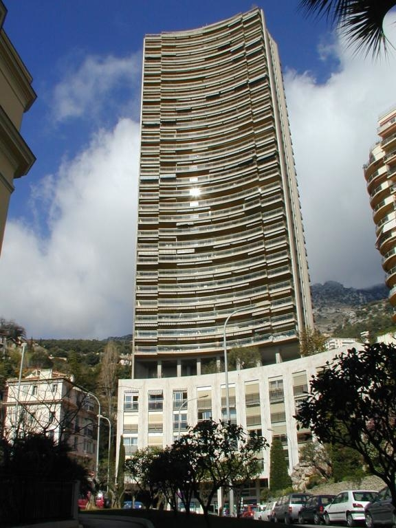 Annonciade - 3 rooms in building front with cellar and parking - Offices for sale in Monaco