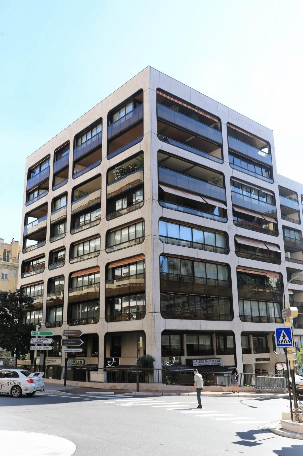 Le Montaigne - 2-bedroom apartment - Offices for sale in Monaco