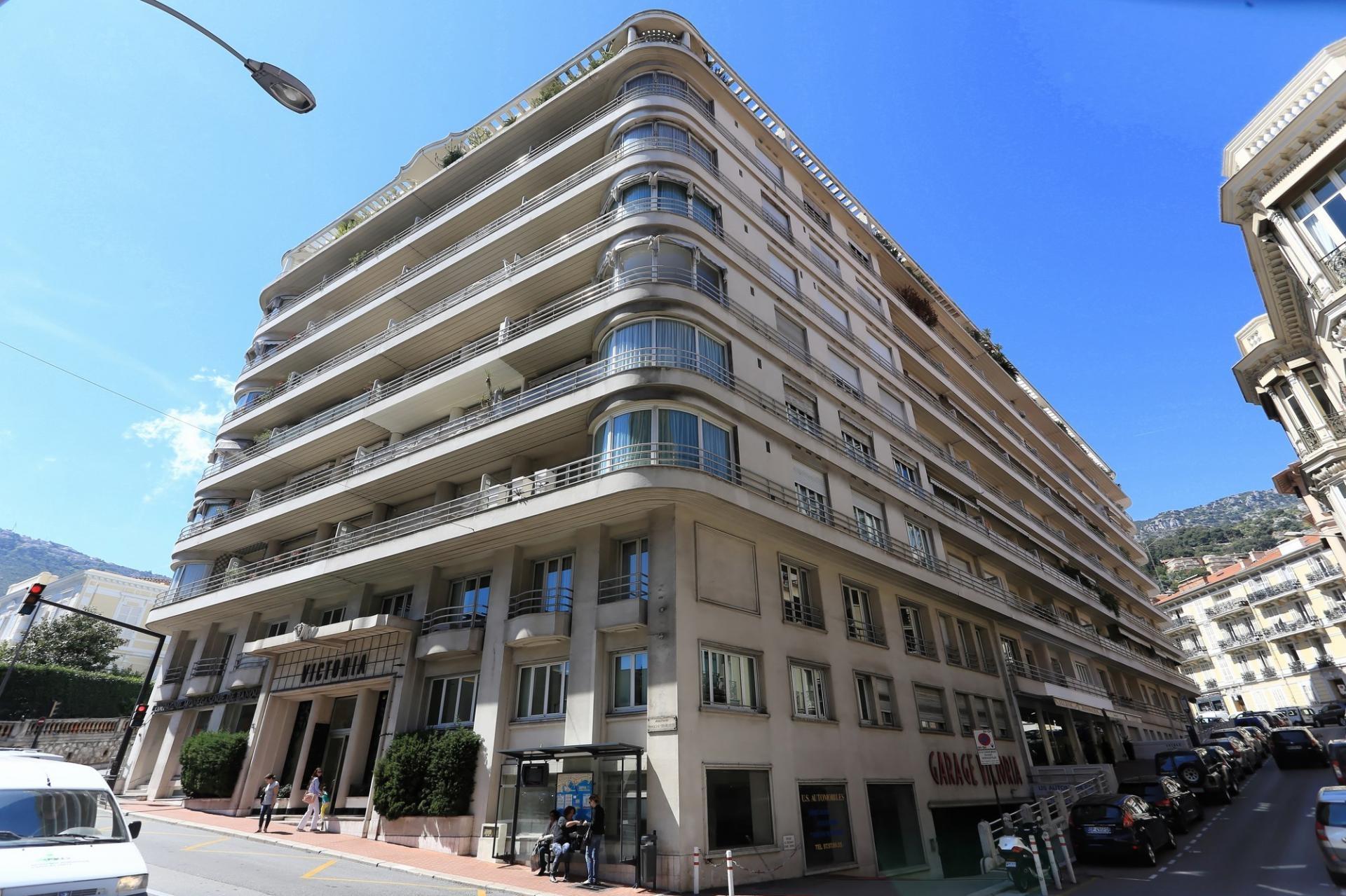 VICTORIA - JOLIE 2P ENTIÈREMENT RÉNOVE - Bureaux à vendre à Monaco