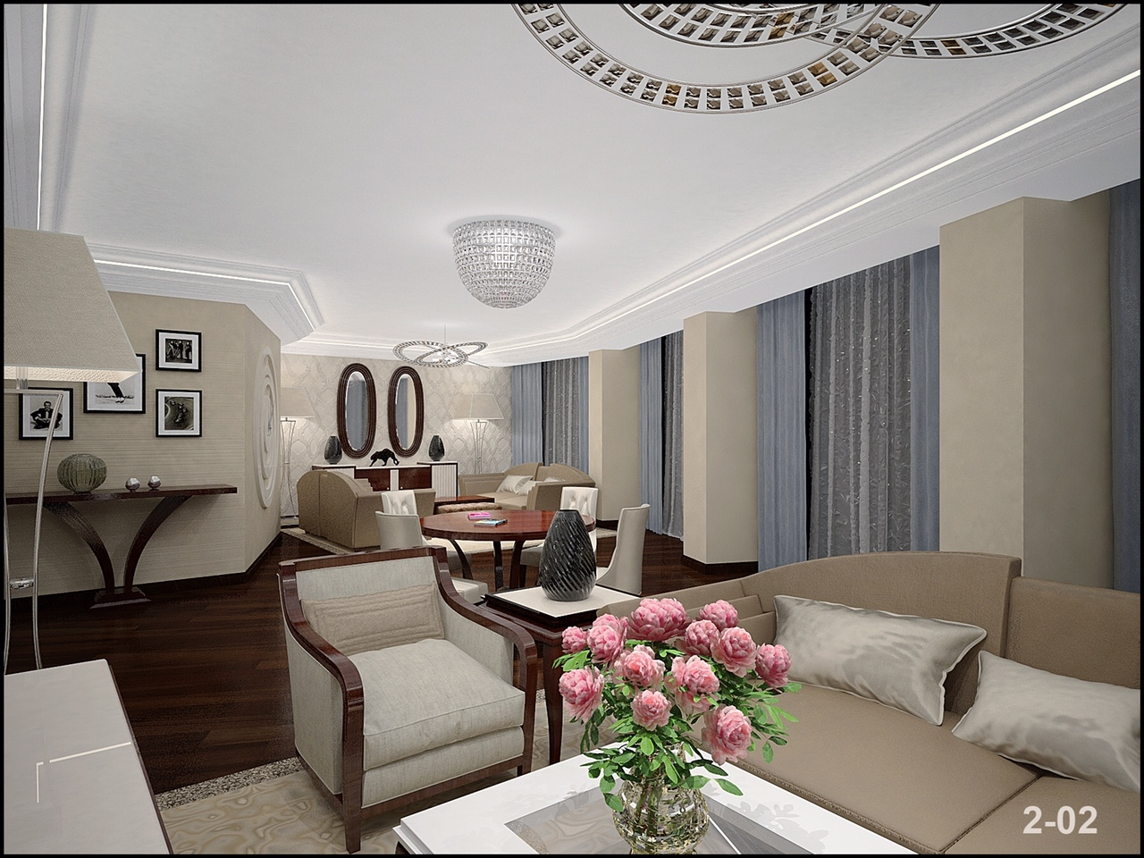 Appartement, unique à Monaco, sur tout un étage - Bureaux à vendre à Monaco