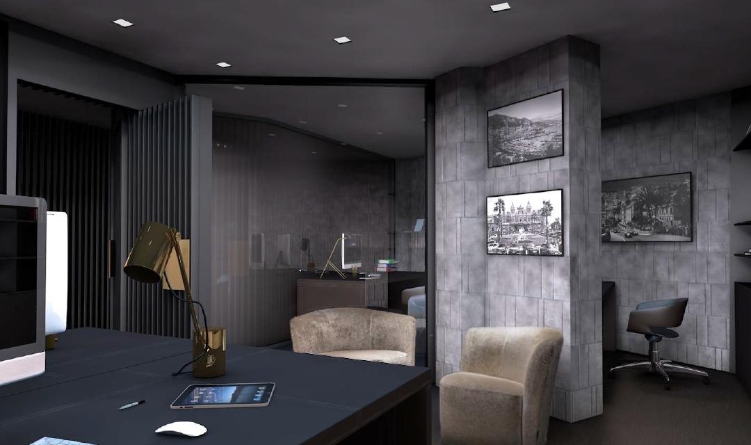 Bureaux de luxe au coeur du carré d or location de bureaux à monaco