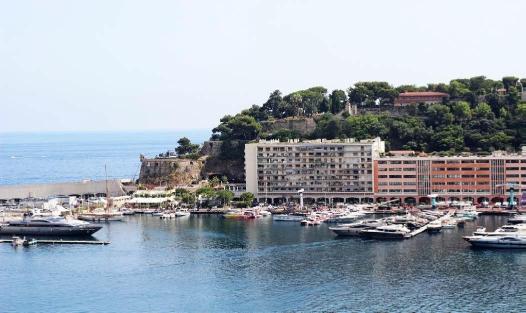RUSCINO - 3 Pièces - Bureaux à vendre à Monaco