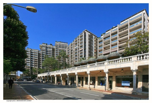 STUDIO for Sale - Park Palace - Cellar and Parking  - Uffici in vendita a MonteCarlo