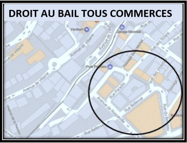 LOCAUX AVEC VITRINE - Proche Carré d'Or - Bureaux à vendre à Monaco