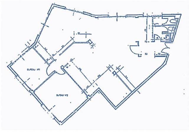 Jardin Exotique: Lumineux appartement en usage mixte à la vente  - Bureaux à vendre à Monaco