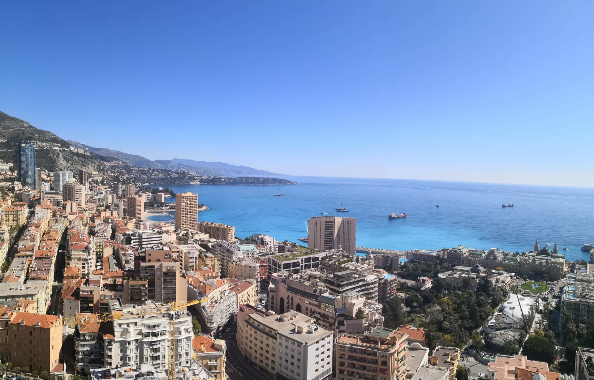 MonteCarlo - Occupied commercial asset - Offices for sale in Monaco
