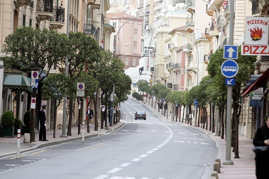 Avviamento / Strada frequentata - Uffici in vendita a MonteCarlo