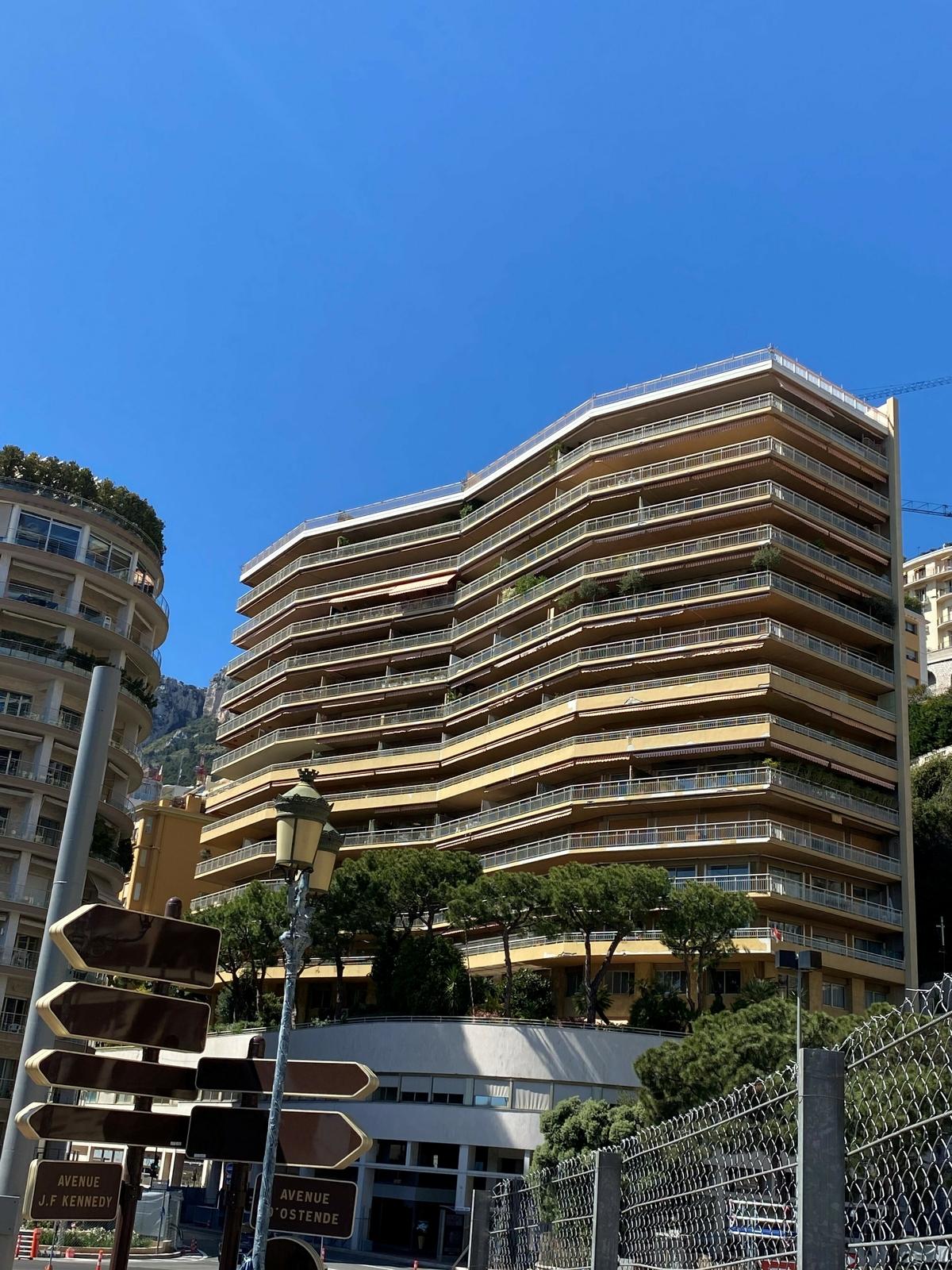 Nuova esclusiva: studio ad uso misto sul porto di Monaco - Uffici in vendita a MonteCarlo