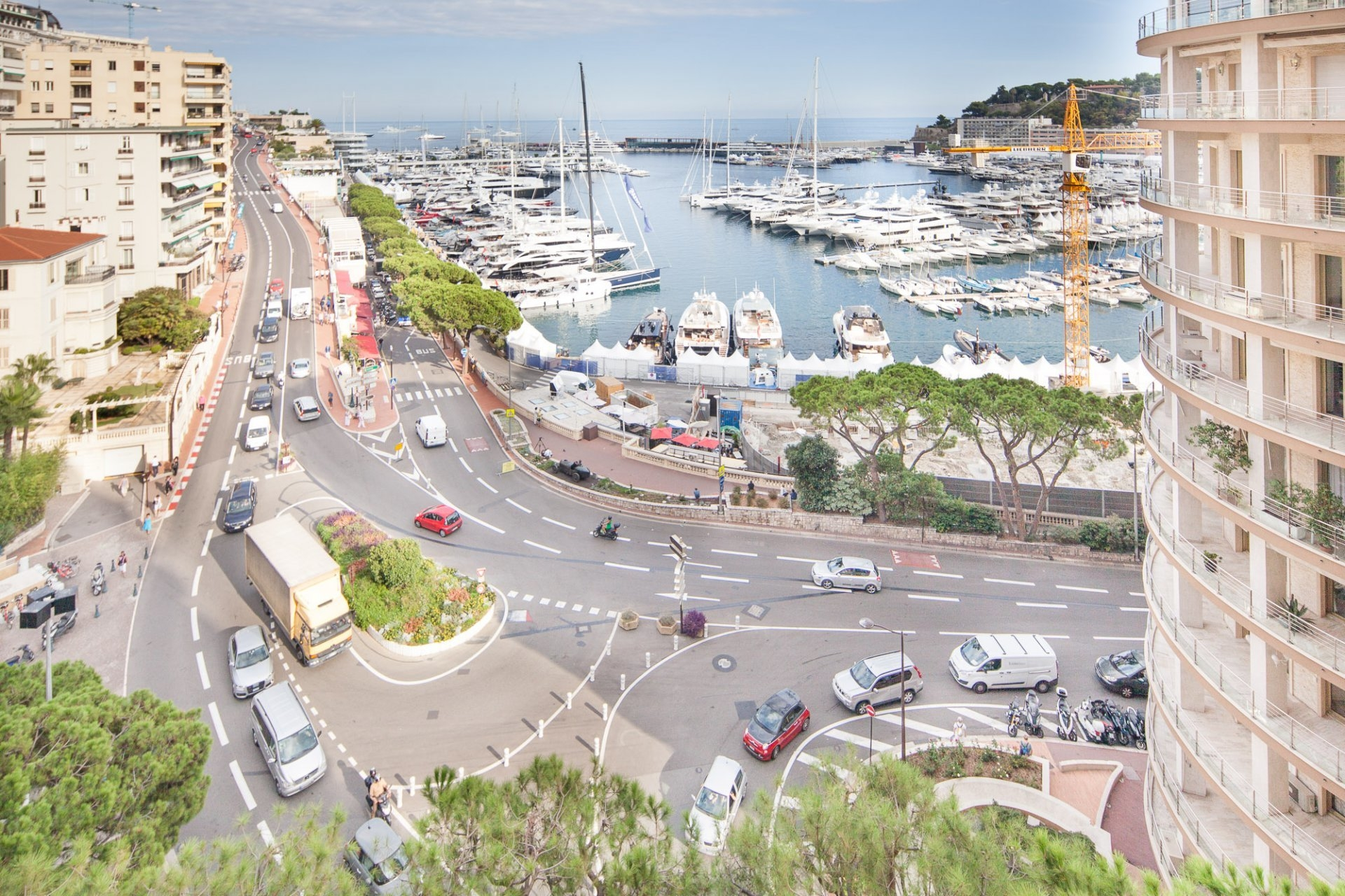 """Le Panorama"" - Spacious one bedroom, mixed use - Uffici in vendita a MonteCarlo"