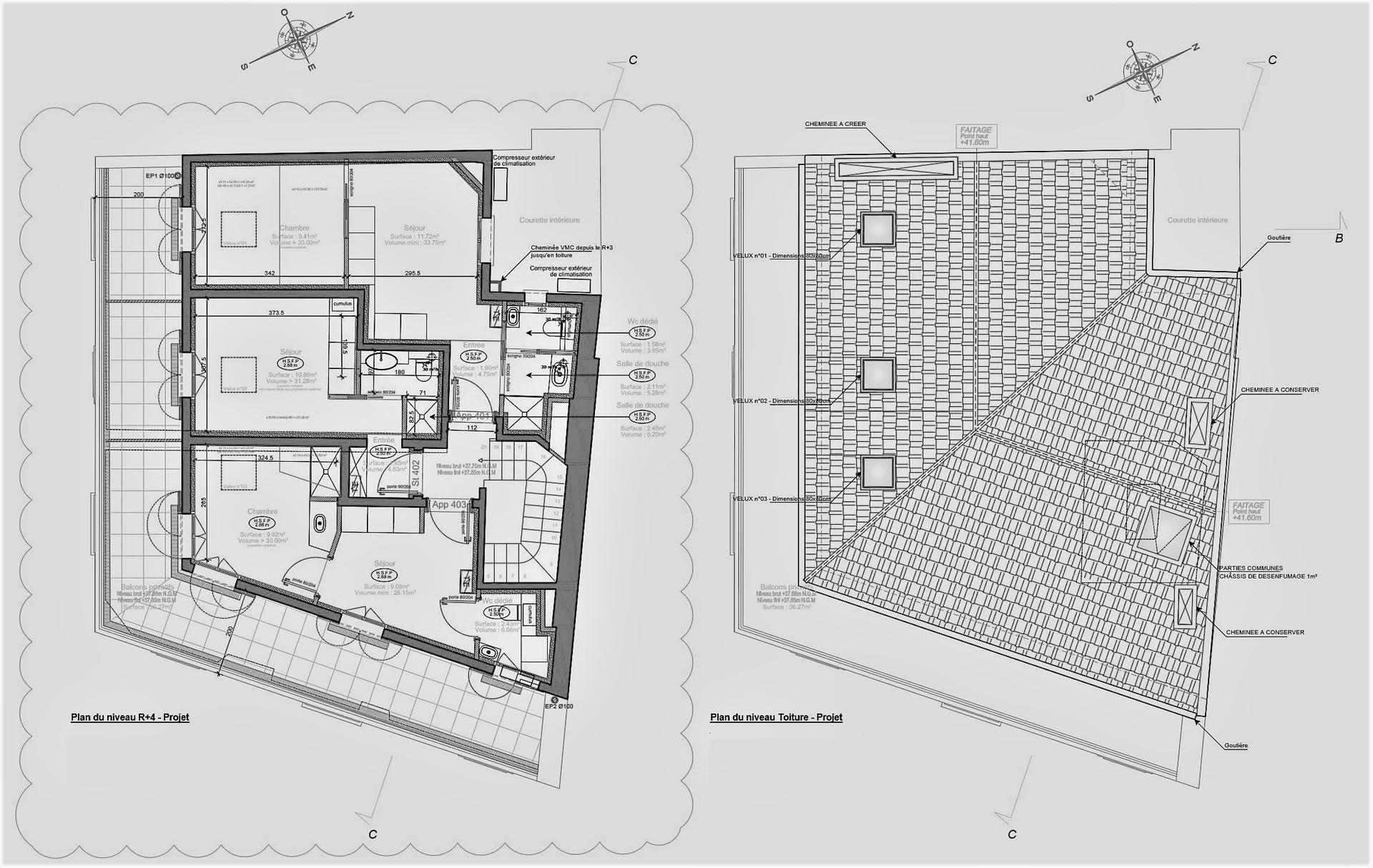 Bel bilocale in attico con soffitti alti! Consegna nel 2019 - Uffici in vendita a MonteCarlo