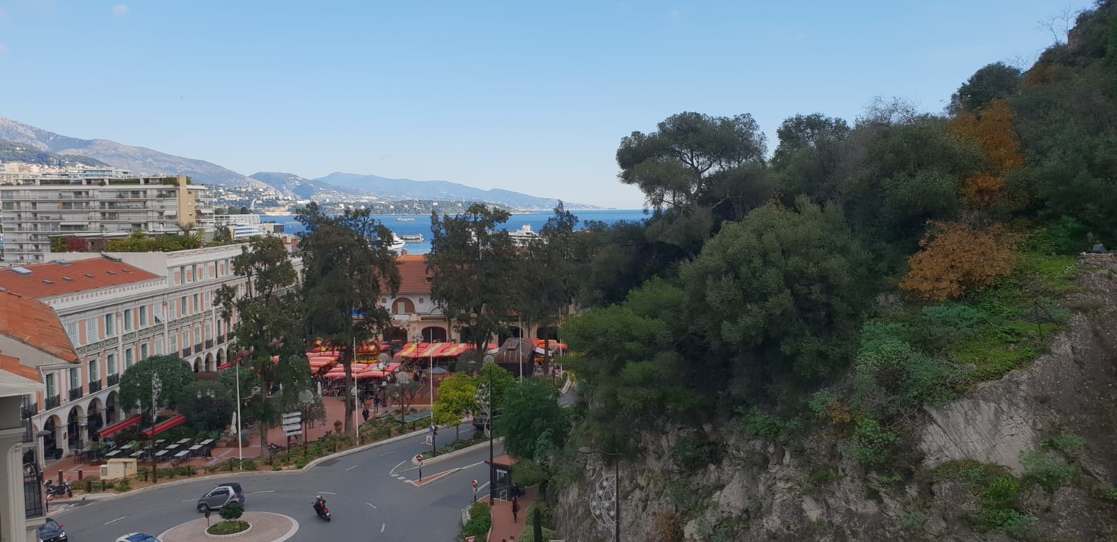 Charming 2 room flat penthouse! Delivered new in 2019 - Offices for sale in Monaco