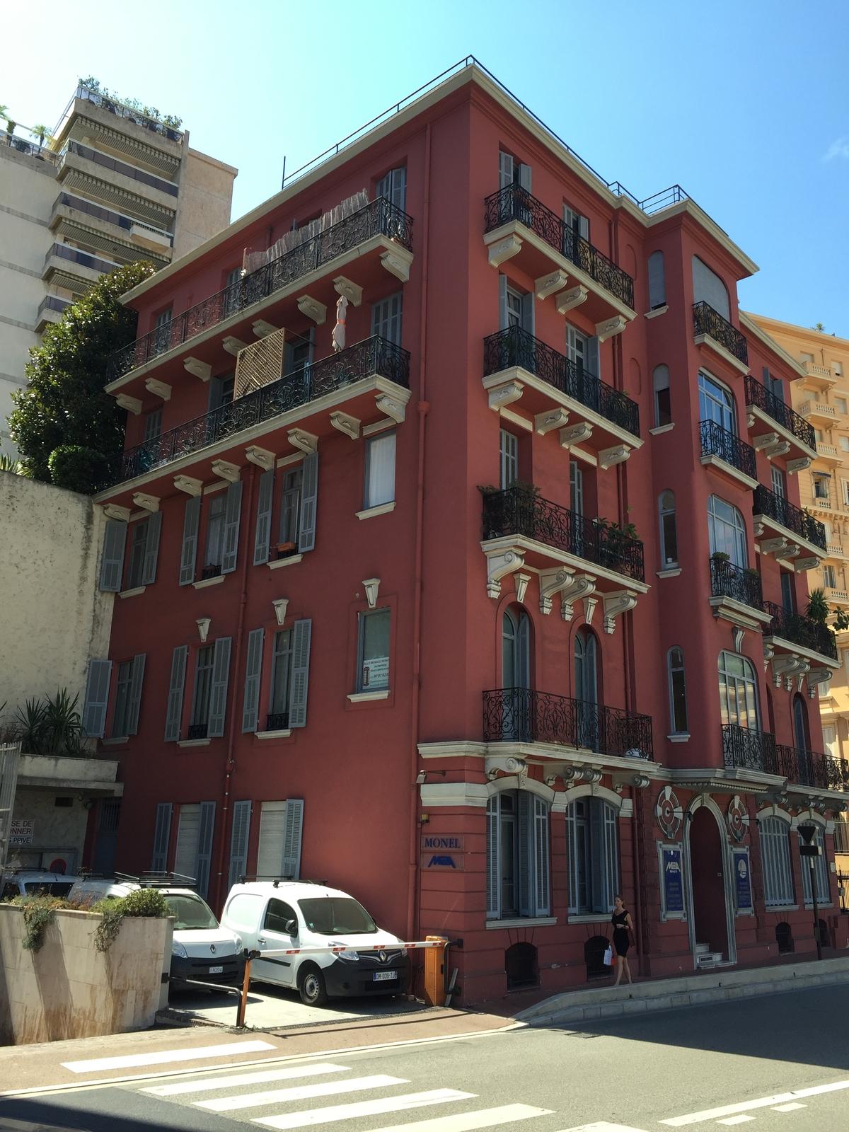 Duplex usage habitation ou bureau ou commercial - Bureaux à vendre à Monaco