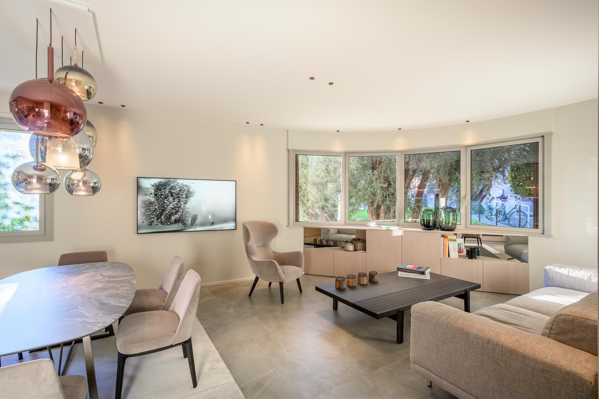 Bellissimo appartamento di 3 locali lussuosamente ristrutturato - Uffici in vendita a MonteCarlo
