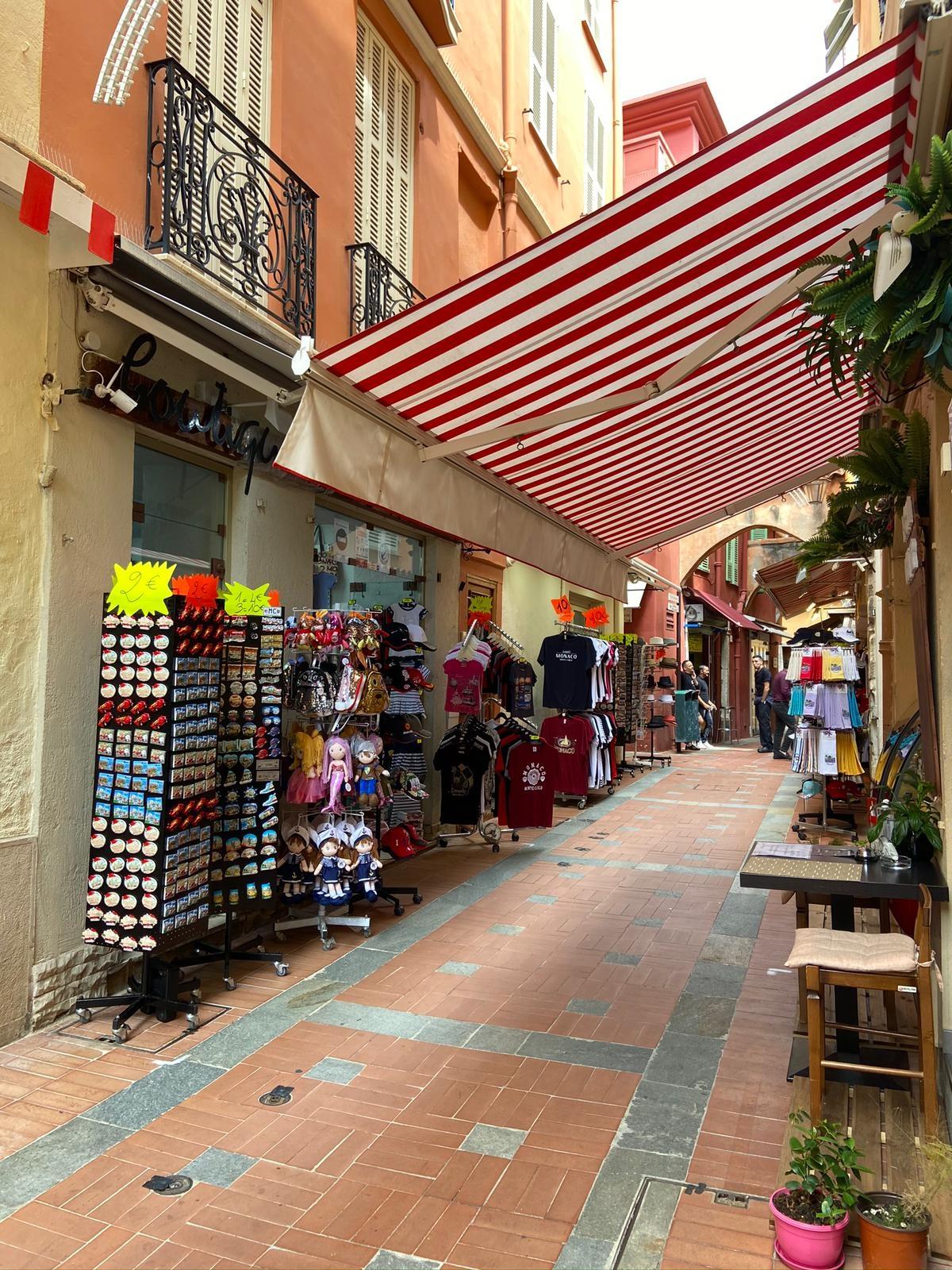 MONACO VILLE | FONDO COMMERCIALE - Uffici in vendita a MonteCarlo