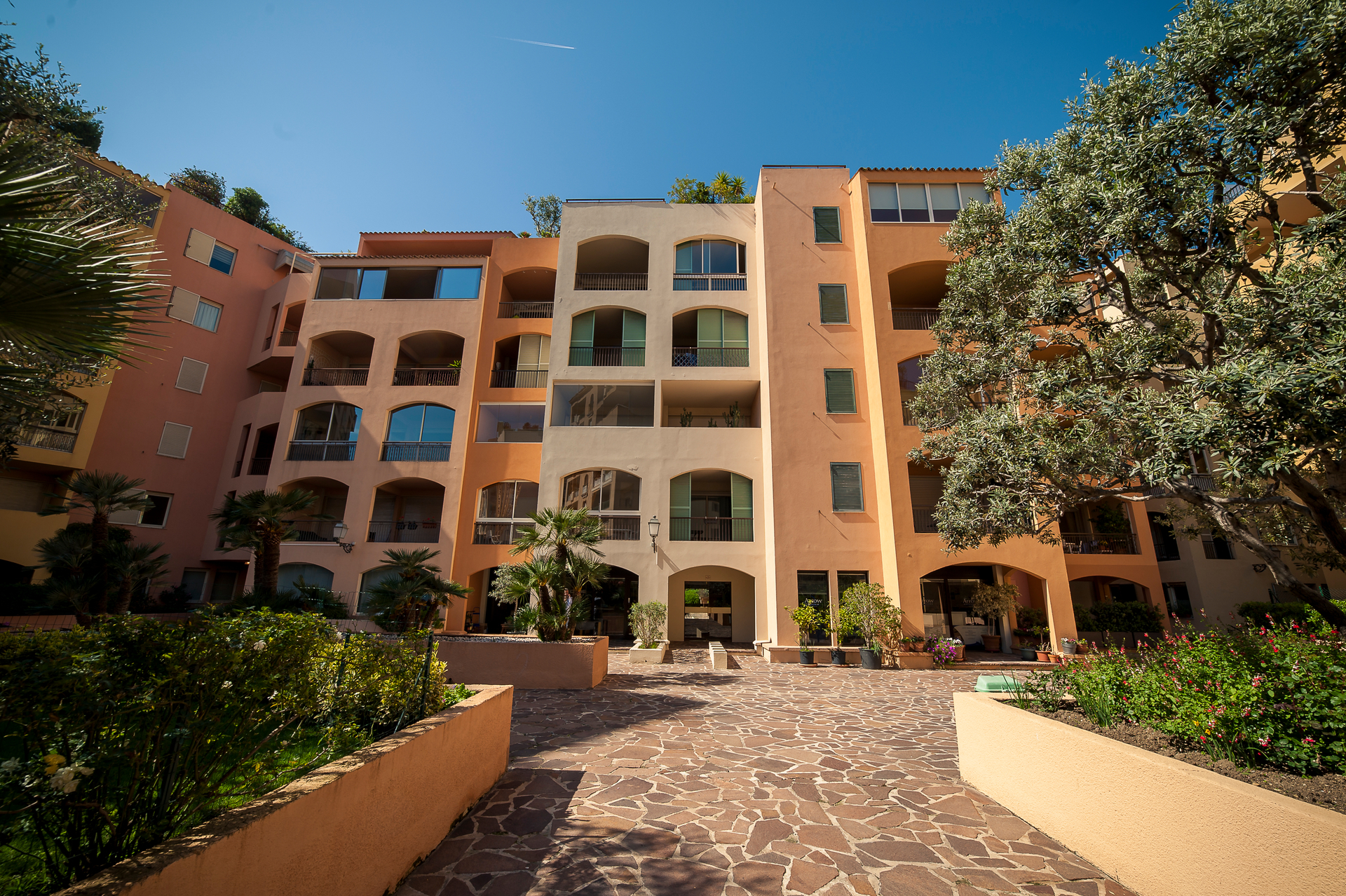 Studio apartment in Fontvieille - Le Donatello - Offices for sale in Monaco