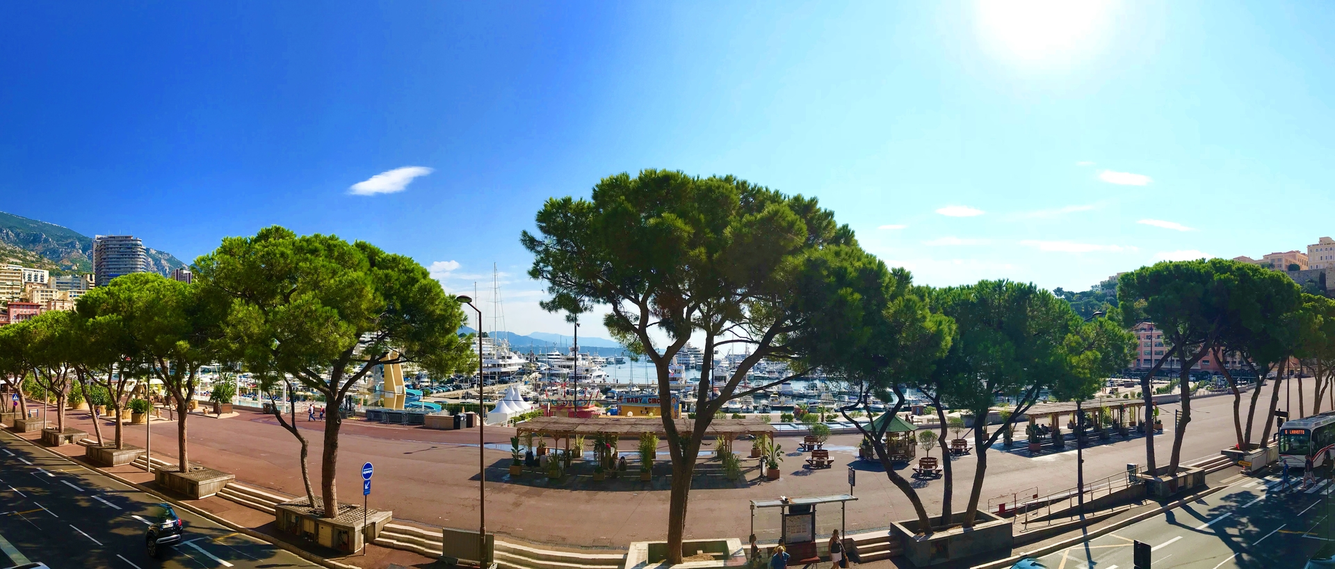 3 ROOMS MIXED USE CELLAR AND MAGNIFICENT VIEWS OF PORT HERCULE - Offices for sale in Monaco