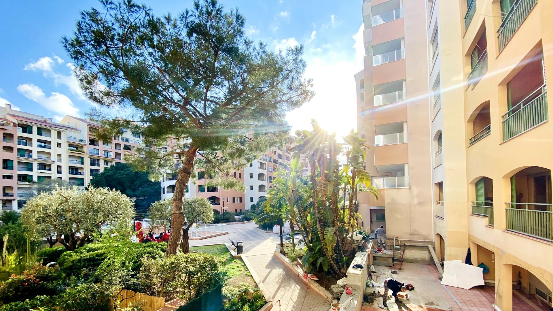 MONACO FONTVIEILLE EDEN STAR STUDIO MIXTE CAVE PARKING - Bureaux à vendre à Monaco