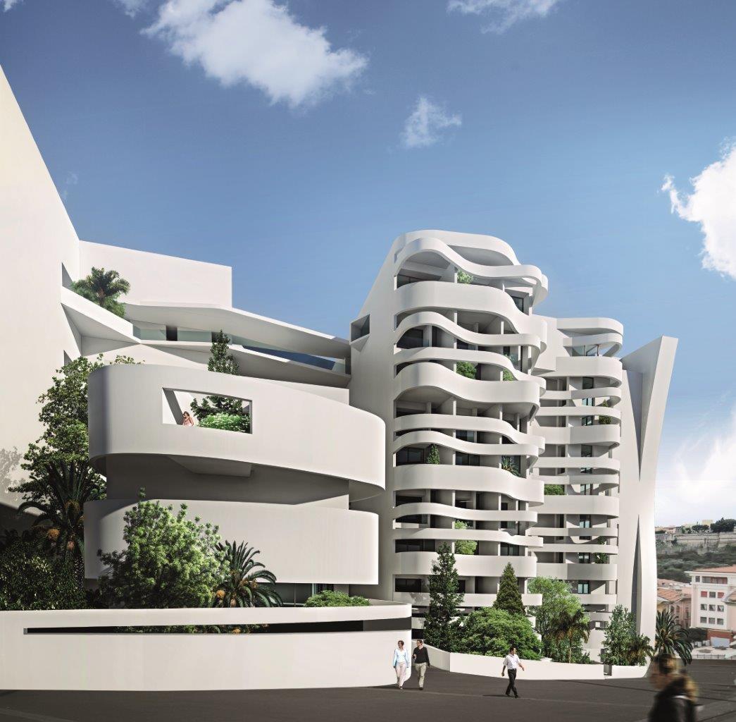 MONACO CONDAMINE STELLA 2P DUPLEX MIXTE PARKING - Bureaux à vendre à Monaco