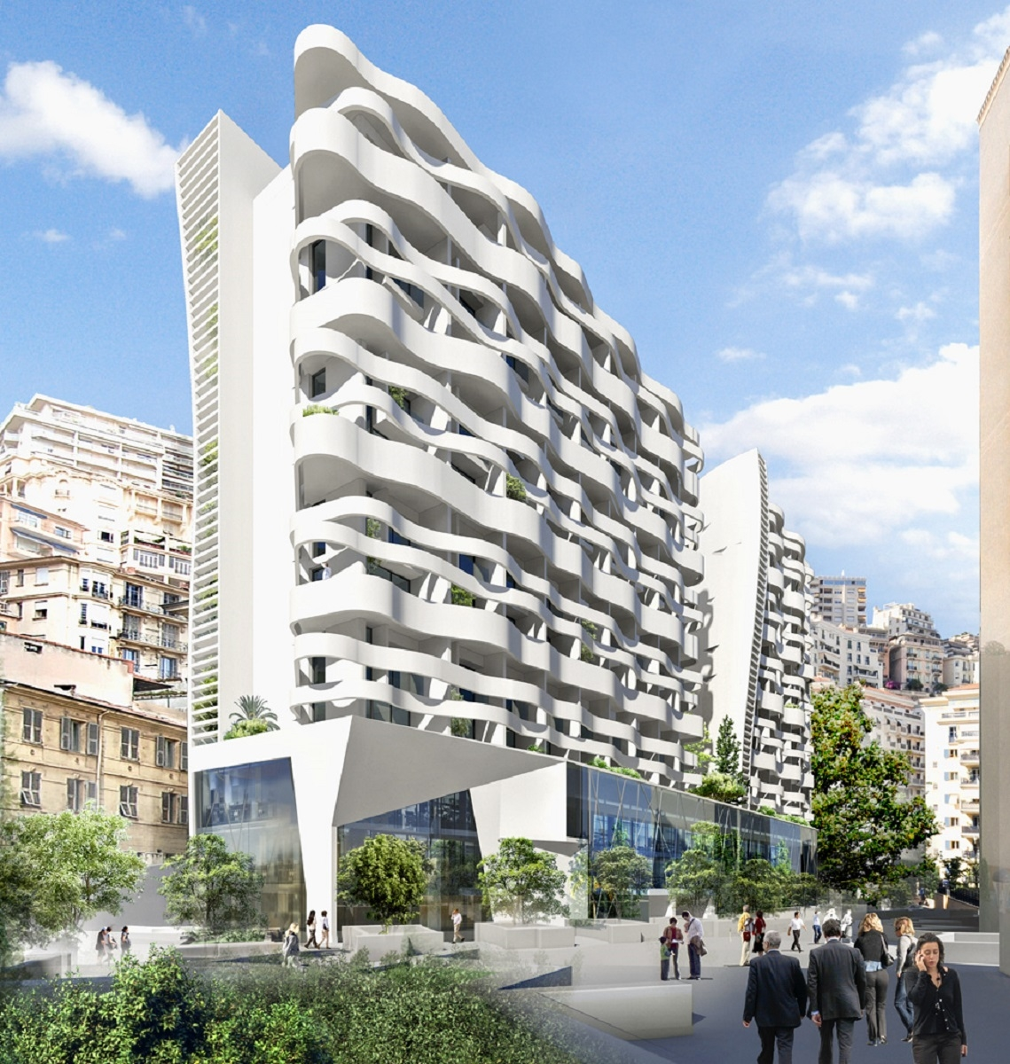 MONACO CONDAMINE STELLA 2 ROOMS DUPLEX MIXED CELLAR PARKING - Offices for sale in Monaco