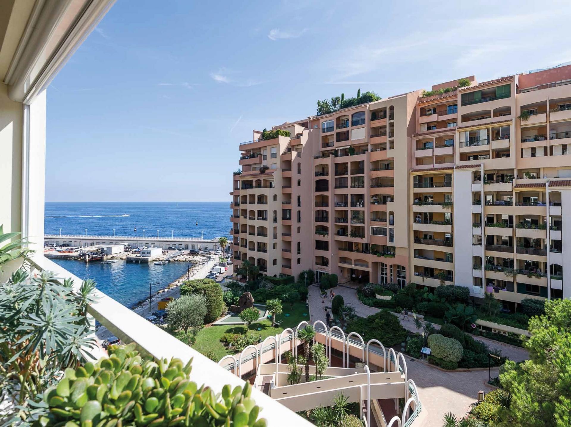 MONACO FONTVIEILLE EDEN STAR PENTHOUSE MIXTE CAVE PARKING - Bureaux à vendre à Monaco