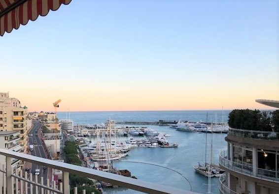 PANORAMA/ LUXUEUX 4 PIÈCES / VUE MER / PARKING - Offices for sale in Monaco