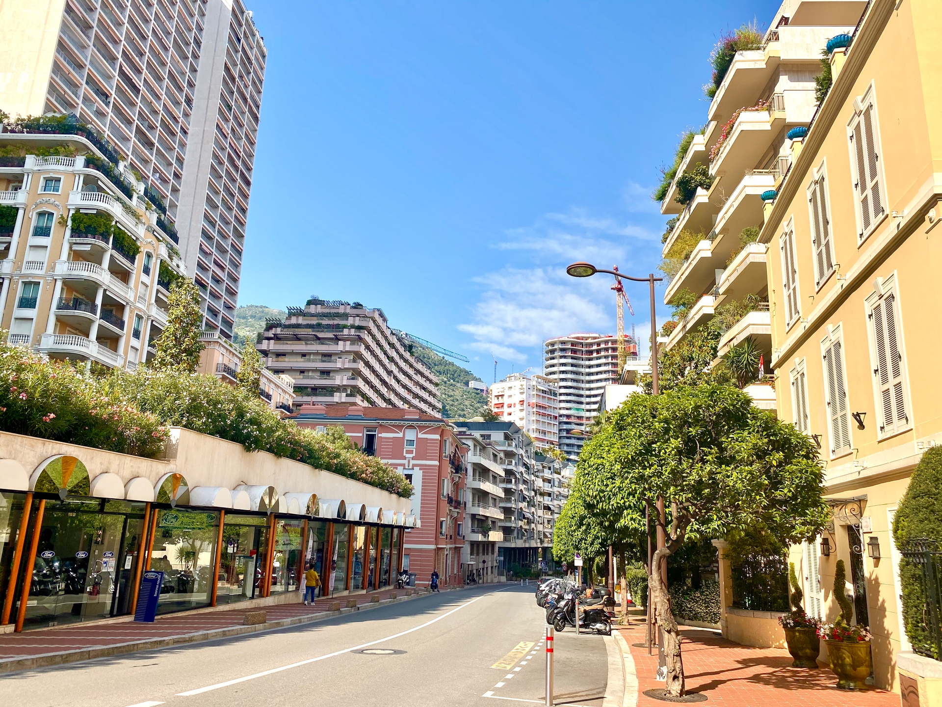 **OFFICE LARVOTTO | VALLESPIR** - Offices for sale in Monaco