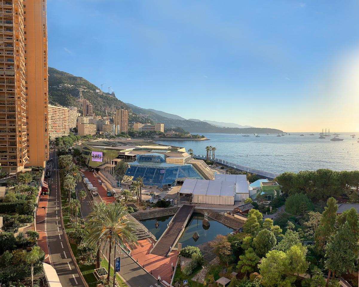 LUXURY SEA VIEW APARTMENT - Bureaux à vendre à Monaco