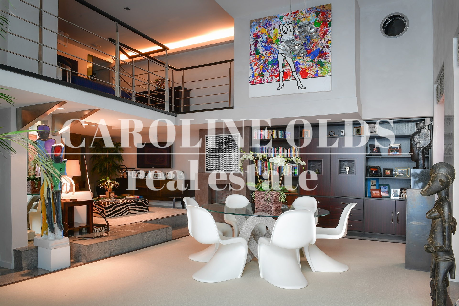 UNIQUE CONTEMPORARY APARTMENT - Uffici in vendita a MonteCarlo