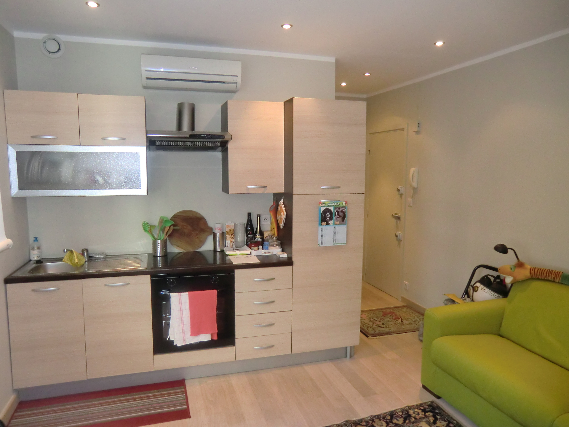 Lovely studio apartment - Near the centre & the Larvotto beach - Offices for sale in Monaco
