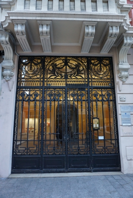 EXCEPTIONAL APARTMENT IN A BELLE EPOQUE BUILDING - Offices for sale
